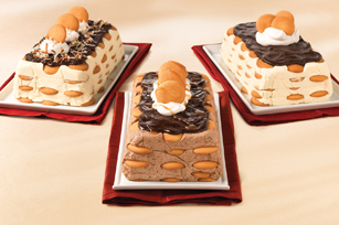 Eclair Dessert: Make It Your Way Recipe