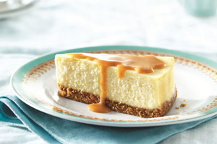 Gâteau au fromage au dulce de leche recette