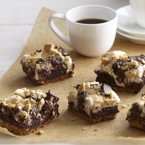 CADBURY S'more Brownies Recipe