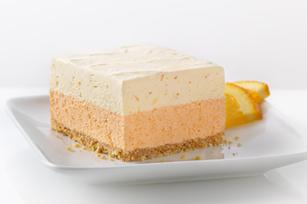 Orange Dream Layered Squares Recipe