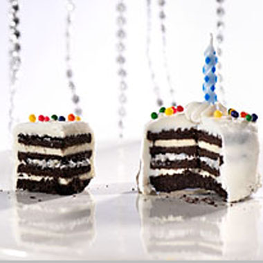 Mini OREO Birthday Cakes Recipe