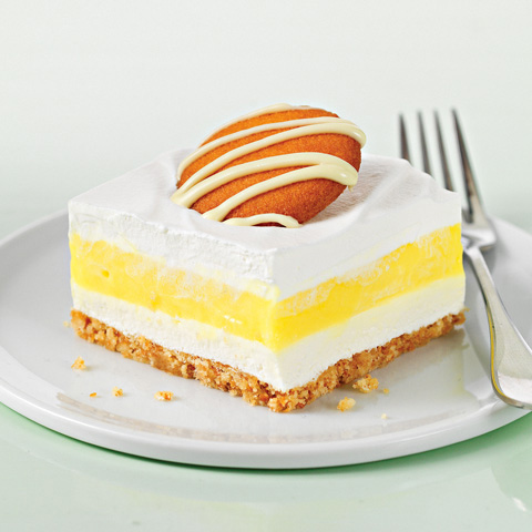 Lemon Striped Delight Recipe