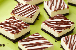 Frozen Cheesecake Squares Recipe