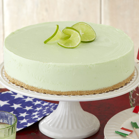 Frozen Lime Cheesecake Recipe