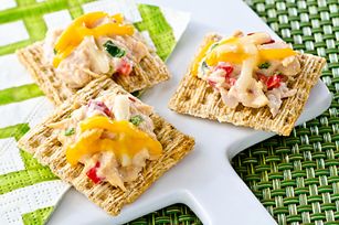 Two Bite Tuna Melts Recipe