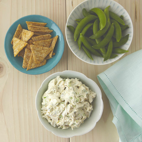 Cool & Creamy Crab Dip Recipe