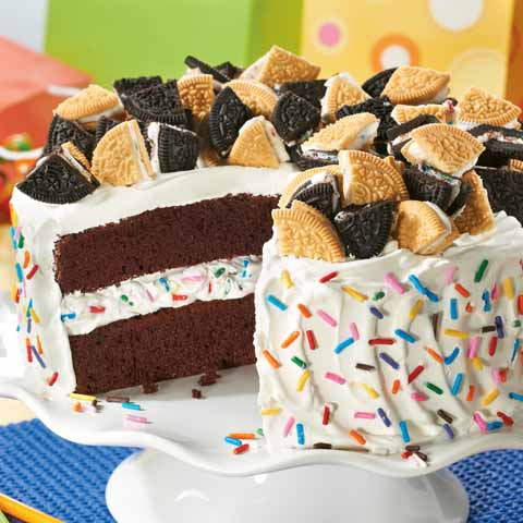 Birthday Quake Cake Recipe