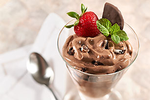 OREO Mint Chocolate Mousse Recipe