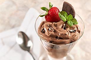 OREO Mint Chocolate Mousse