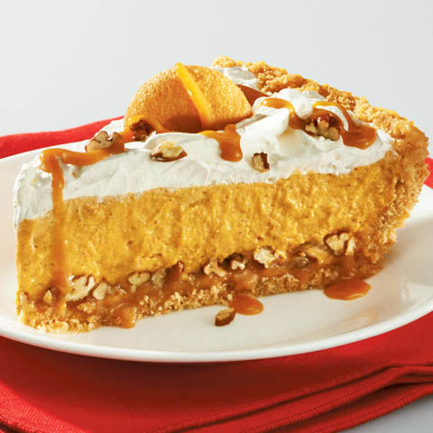 NILLA Turtle-Pumpkin Cream Pie Recipe