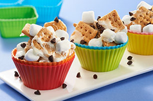 S'More Mallow Treats Recipe