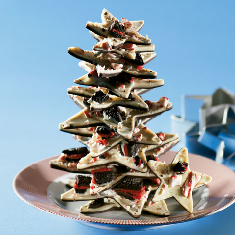 Holiday OREO Bark Recipe