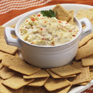 Chile-Artichoke Dip Recipe