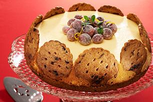 Cranberry Citrus Cheesecake Recipe