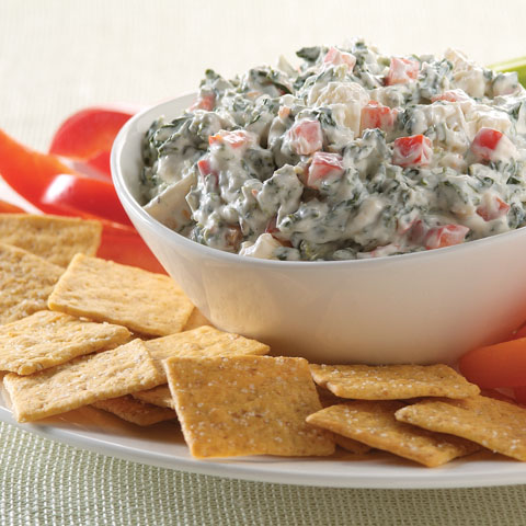 Italian Spinach Dip Recipe