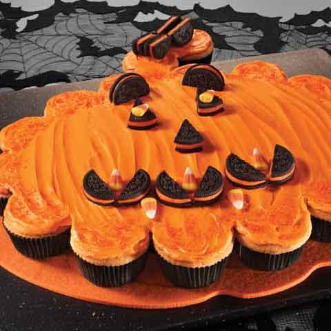 "Pumpkin Pull-Apart ""Cake"" Recipe"