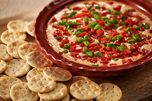 "Pepperoni ""Pizza"" Dip Recipe"