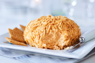 Festive Cheese Ball Recipe