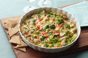 Zippy Hot Broccoli Dip Madeover Recipe