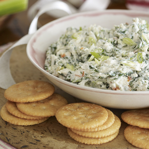 RITZ Classic Spinach Dip Recipe