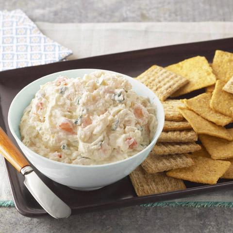 Zesty Shrimp Spread Recipe