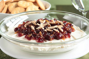 Spiced Cranberry Dip Recipe