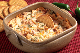 Cheddar, Jalapeno & Bacon Dip Recipe