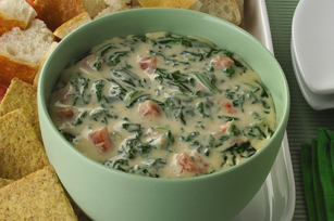 Spicy Spinach Dip Recipe