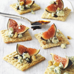 TRISCUIT Mediterranean with a Twist Recipe