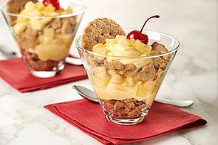 Cherry Vanilla Parfaits Recipe