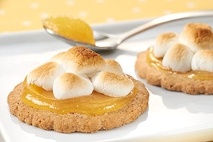 "Lemon Meringue Cookie ""Tarts"" Recipe"