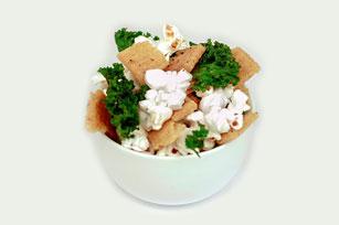 Sea Salt & Black Pepper Crumbled Brown Rice TRISCUIT Snack Mix Recipe