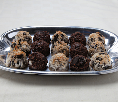 Coconut Macaroons with OREO Recipe