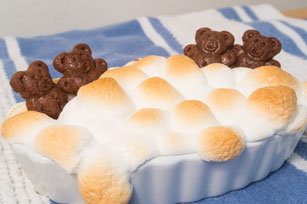TEDDY GRAHAMS S'mores Bubble Baths Recipe