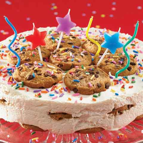 CHIPS AHOY Celebration Cake Recipe