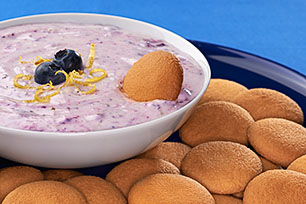 Blueberry Smash Dip Recipe