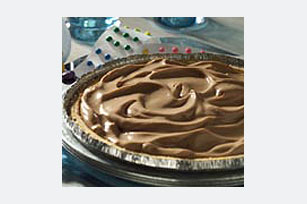 Ice Cream Pudding Pie Recipe