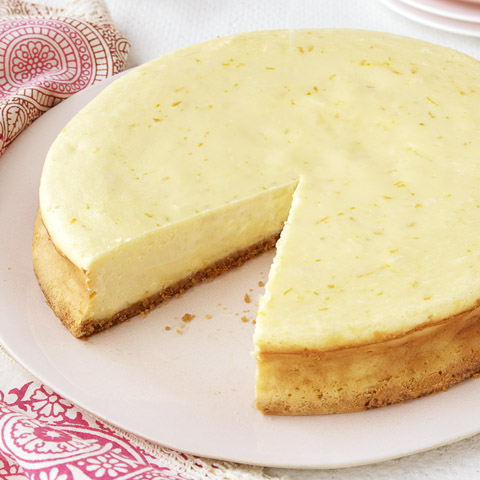 Triple-Citrus Cheesecake Recipe