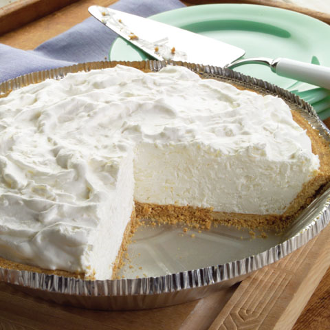 Frozen Coconut Pie Recipe