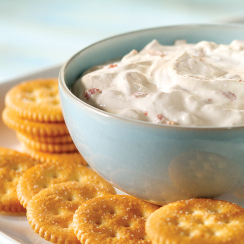 Bacon Horseradish Dip Recipe