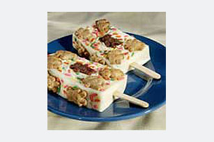 """Beary"" Ice Cream Bars Recipe"