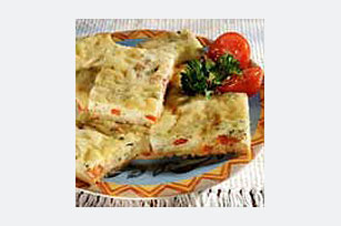 Three Cheese Quiche Bites Recipe
