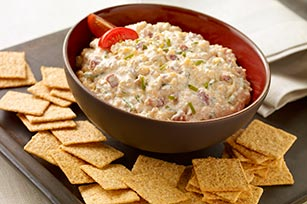Horseradish-Bacon Dip Recipe