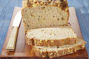 Banana-Walnut Bread Recipe