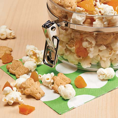 Quick & Easy Teddy Trail Mix