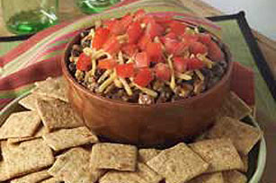 Turkey Taco Dip Recipe