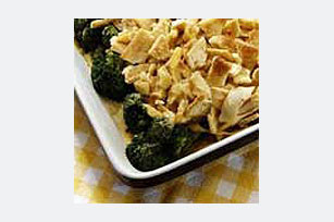 Chicken & Broccoli Cheese Casserole Recipe