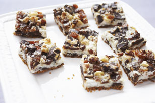 Chocolate Coconut Bars Delicious appetizer, dessert & snack recipes