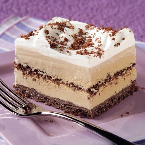 Mocha Java Ice Cream Cake Recipe
