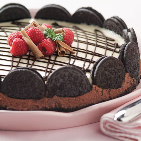 OREO Chocolate Cheesecake Recipe